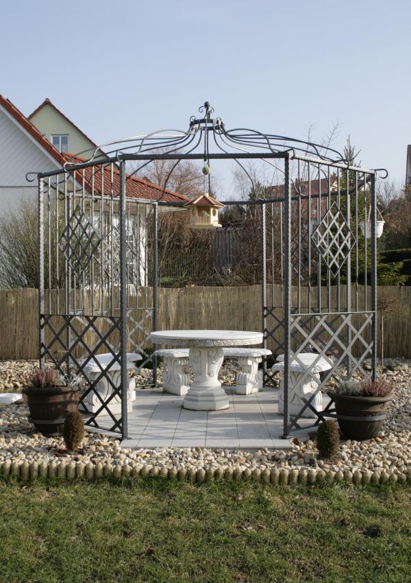 Exklusiver Gartenpavillon